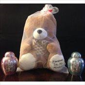 Huggable Memory Teddy Bear & Child Urns