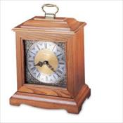 Continum Mantel Clock - Cherry
