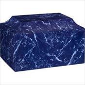 Flag Blue Combo Urn/Vault
