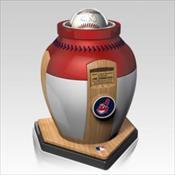 Major League Baseball Urn