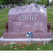 Markers and Headstones 15