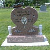 Markers and Headstone 27