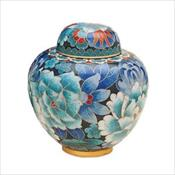 Royal Blue Cloisonne Keepsake