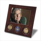 LifesStories Medallion Photo Frame