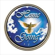 LifeStories Keepsake Medallion - Home Going