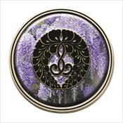 LifeStories Keepsake Medallion - Wisteria