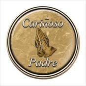 LifeStories Keepsake Medallion - Padre (Father)