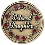 LifeStories Keepsake Medallion - Daughter