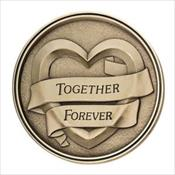 LifeStories Keepsake Medallion - Together Forever