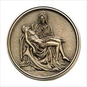 LifeStories Keepsake Medallion - Pieta
