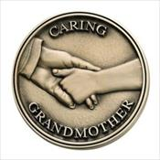 LifeStories Keepsake Medallion - Grandmother