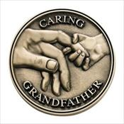 LifeStories Keepsake Medallion - Grandfather