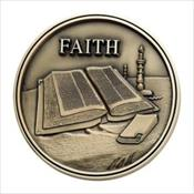 LifeStories Keepsake Medallion - Faith