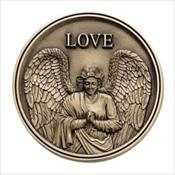 LifeStories Keepsake Medallion - Angel
