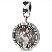 LifeStories Medallion Bead - Mother