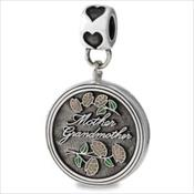 LifeStories Medallion Bead - Mother / Grandmother