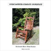 Reclaimed Barn Wood Rocker