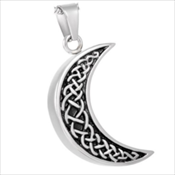 31. Celtic Half Moon