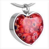 75. Red 3D Heart
