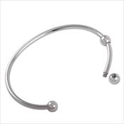 102. Cremation Charm Bracelet