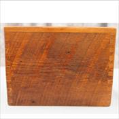Barn-wood Urn ($200)