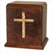 Inlay Wood Cross