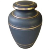 Solid Brass Urn