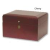 Cherry Wood Memorial Chest