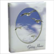 Going Home Register Book