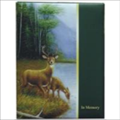 Deer Register Book