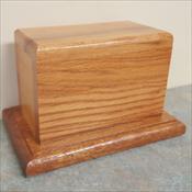 Standard Oak Urn
