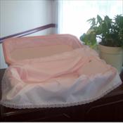 Deluxe Casket in Pink