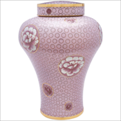 Melrose Pink Cloisonné