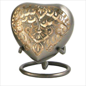 Classic Platinum - Heart