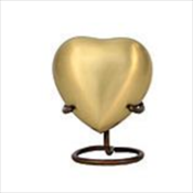 Athena Bronze - Heart