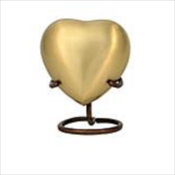 Classic Bronze - Heart