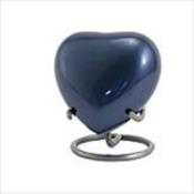 Trinity Moonlight Blue - Heart