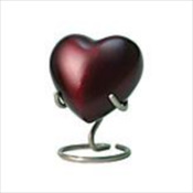 Monterey Ruby - Heart