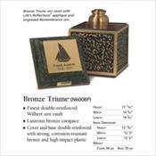 Bronze Triune