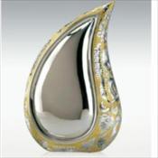 Tear Drop Silver/Gold