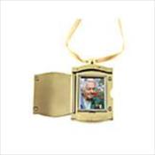 Golden Frame Pendant