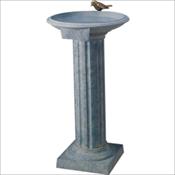 Sanctuary Birdbath Urn