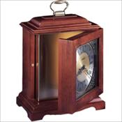 Continuum Cherry Mantel Clock Urn