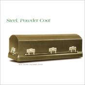 12 Gauge Standard Steel Vault