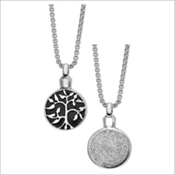 Tree of Life Pendant (Urn) - Simply Remembered Collection
