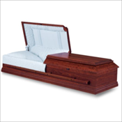 Longley Cremation Casket