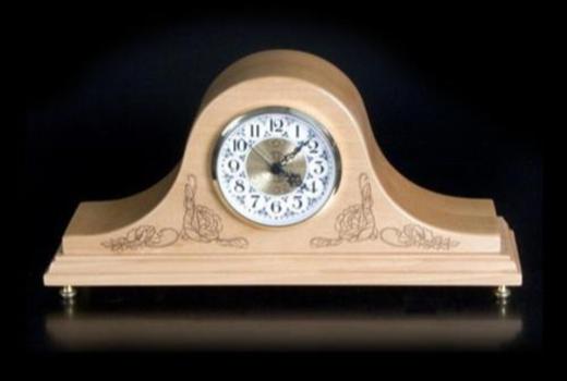 $Mantel Clock Keepsake