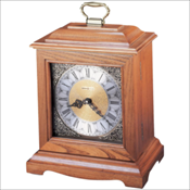 Continum Oak Mantel Clock