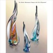 CREMATION GLASS ART COLLECTION