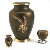 Aria Wheat Urns